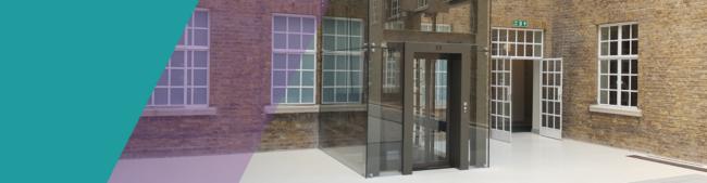 Glass Lift Shafts