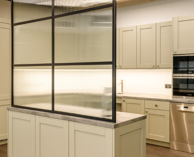Bespoke Glass Screens